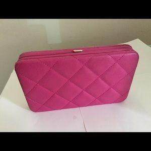 Handbags - Pink wallet